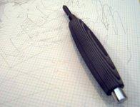 コンクリートペン